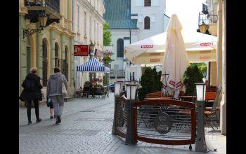 Piotrkowskie lokale i ogródki gastronomiczne znowu otwarte