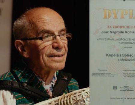 Z akordeonem przez życie - film o Janie Łaskim
