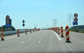 Drogowcy udostępniają kolejny odcinek nowej A1