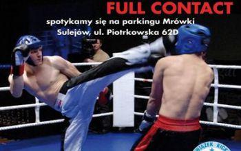 Wielka Gala Kickboxingu w Sulejowie