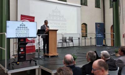 O bezpieczeństwie Europy Środkowo-Wschodniej w Centrum Idei ku Demokracji