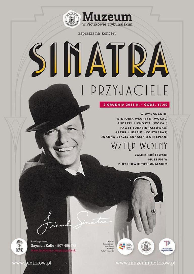 Frank Sinatra w piotrkowskim Muzeum