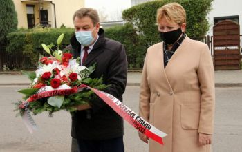 Gmina Wola Krzysztoporska: W 102. rocznicę odzyskania przez Polskę niepodległości