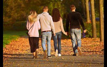 Ekspert: już 20 min. marszu dziennie może zmniejszyć ryzyko depresji