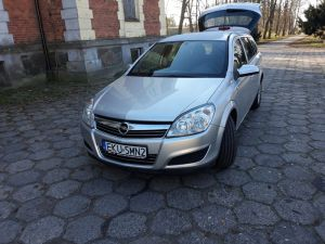 Opel Astra H 2008 r.