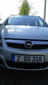 Opel zafira b 2006 rok