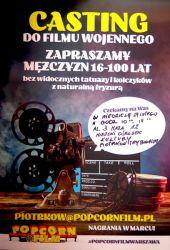 Castingi do filmów w Piotrkowie i Tomaszowie