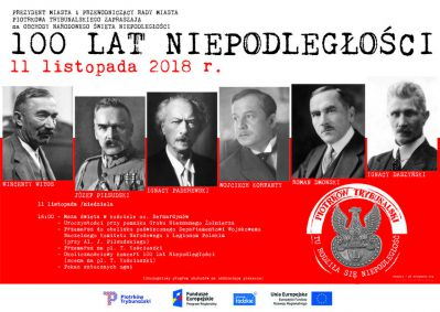 Obchody 100-lecia odzyskania niepodległości w Piotrkowie i regionie