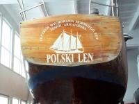 Polski Len obecnie,<br>Oczekuje na wymianę poszycia<br>fot. J. Krak