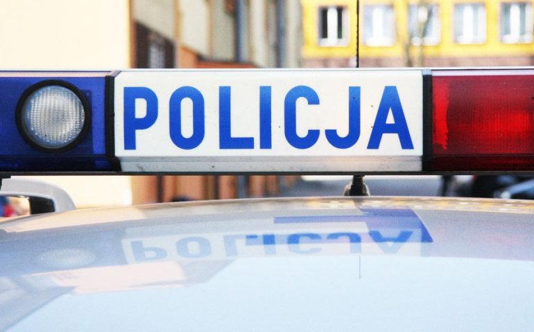 Komendant zatrzymał sprawców pobicia