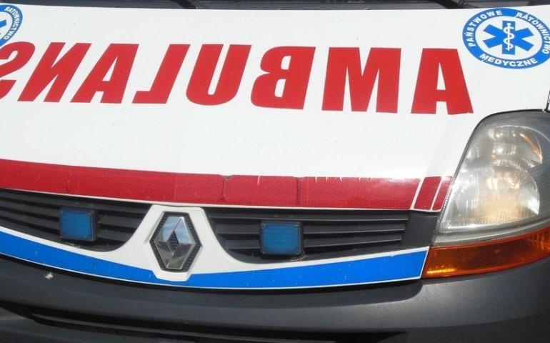 Wypadek przy Dworskiej w Piotrkowie. Dziecko wpadło do studni (AKTUALIZACJA)