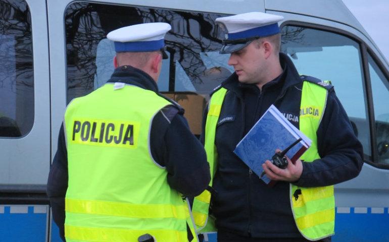Policjanci zatrzymali pijanego kierowcę... dwa razy