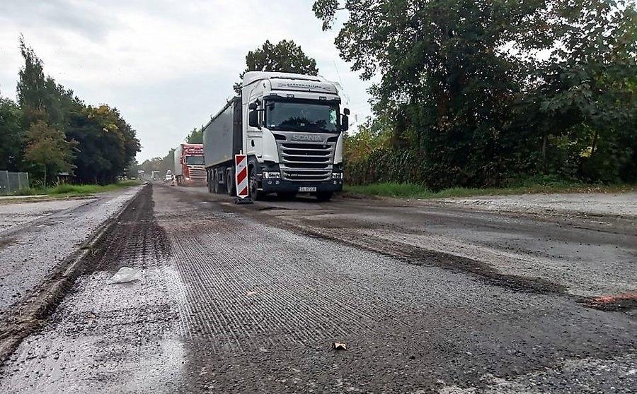 Ruszyły prace na ul. Krakowskie Przedmieście