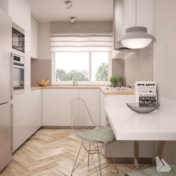 Jak Wybrać Idealny Blat Do Białej Kuchni Doradza Projektant