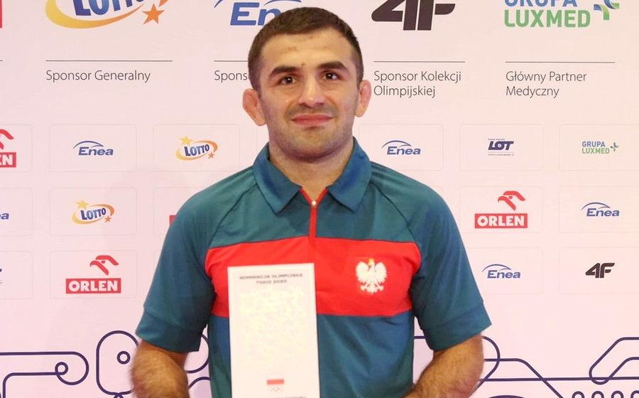 Murad rozpoczyna olimpijską rywalizację