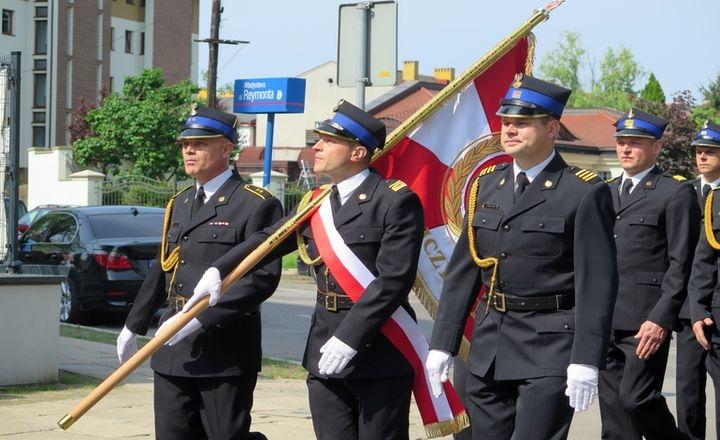 Powiatowy Dzień Strażaka w Piotrkowie