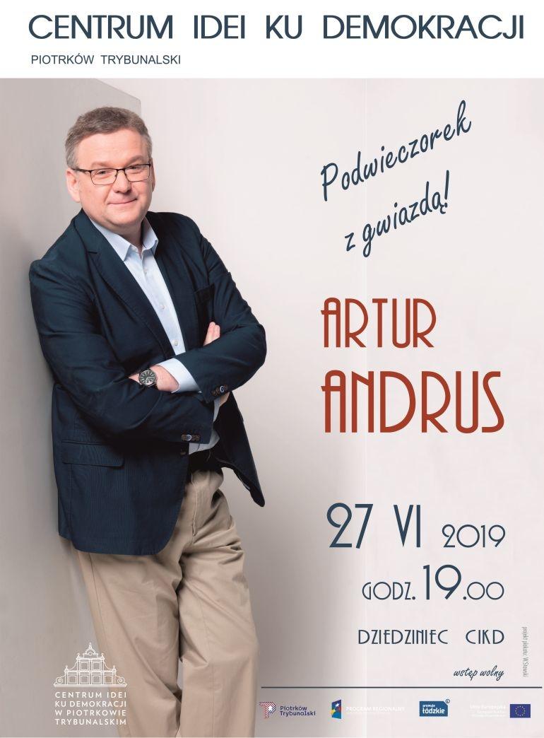Andrus znów w Piotrkowie