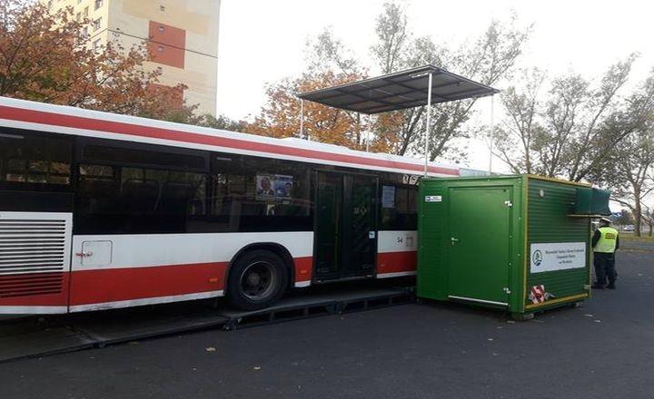 Kontrolowali autobusy MZK. Zatrzymali 4 dowody rejestracyjne