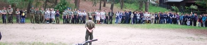 """Ponad 300 osób uczestniczyło w rajdzie """"Ósemki"""""""