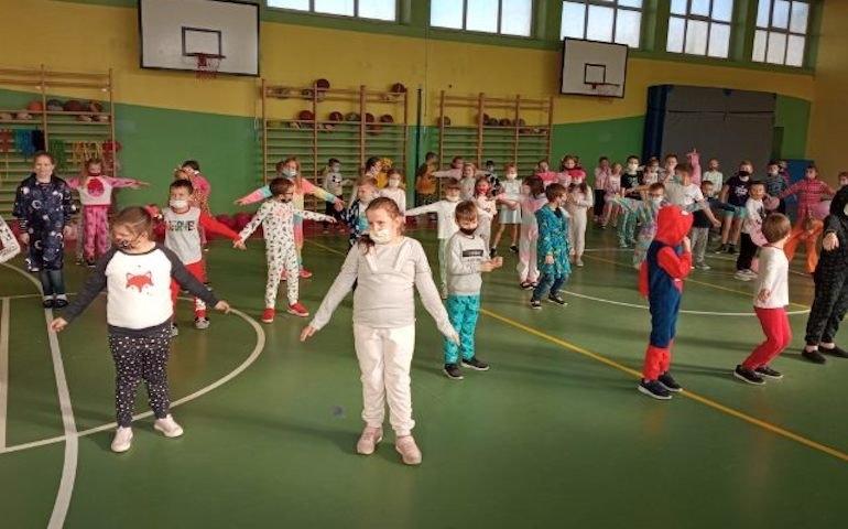 Dzień Piżamy w piotrkowskiej szkole