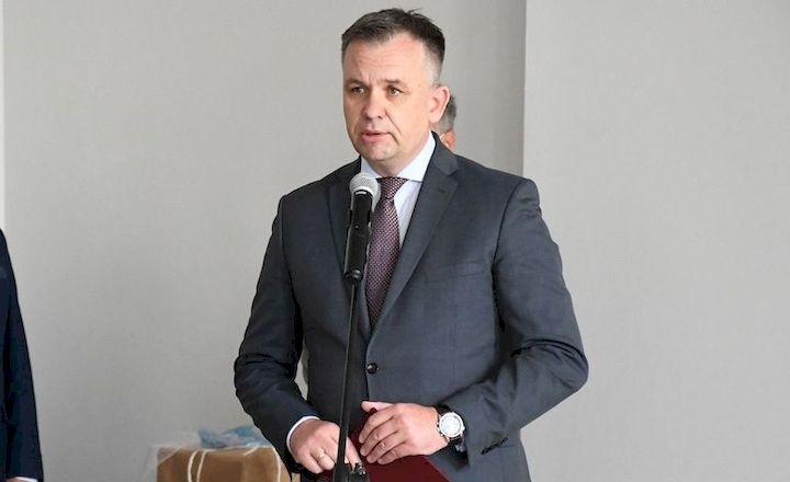 fot. FB/Krzysztof Chojniak - prezydent Piotrkowa