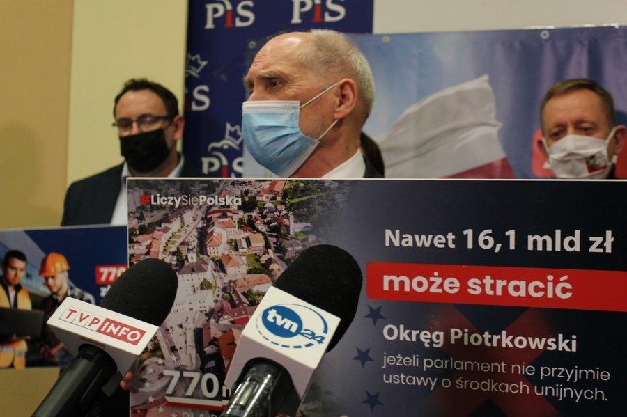 240 mln złotych dla każdego powiatu z Funduszu Odbudowy