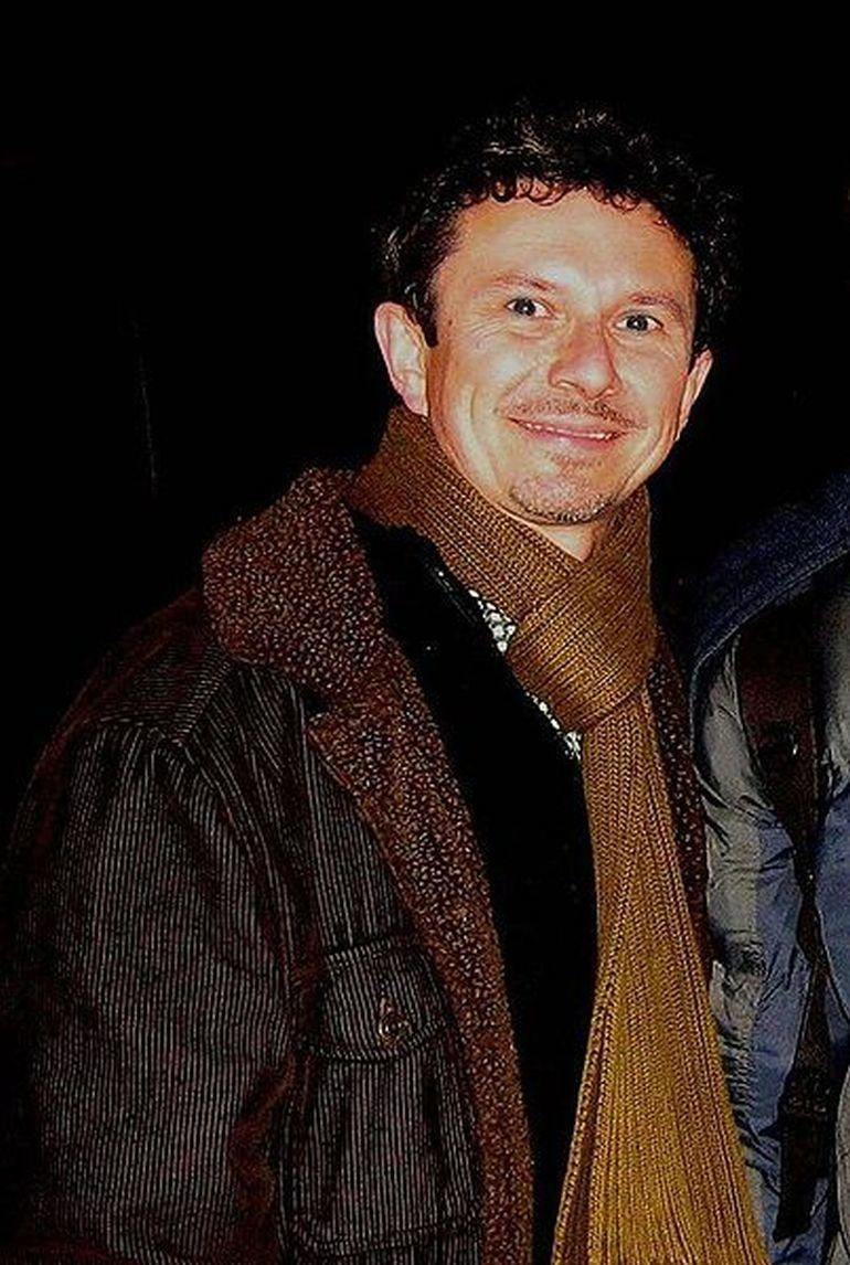 Jacek Wójcicki na jubileuszu Pasjonatek