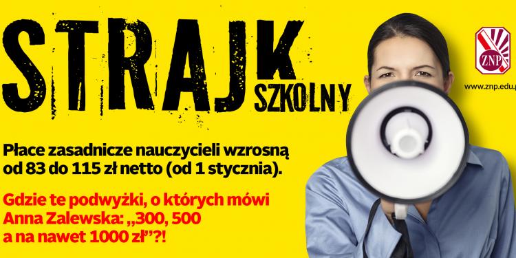 Ponad 96% placówek w Piotrkowie i powiecie za strajkiem