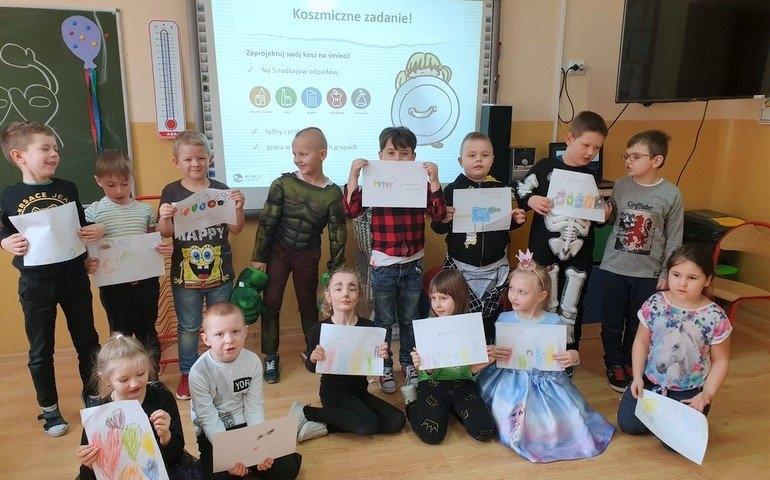 Eko-lekcje online w gminie Sulejów