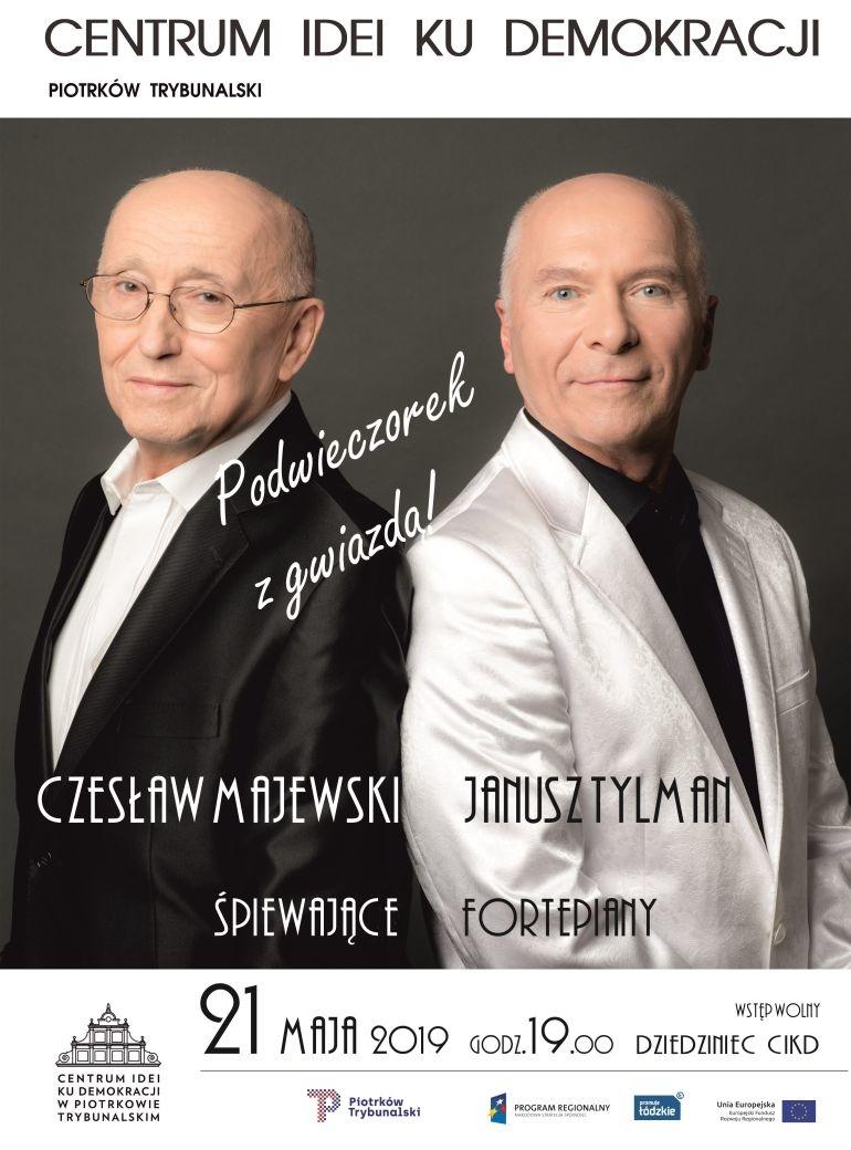 Muzycy ze Śpiewających fortepianów odwiedzą Piotrków