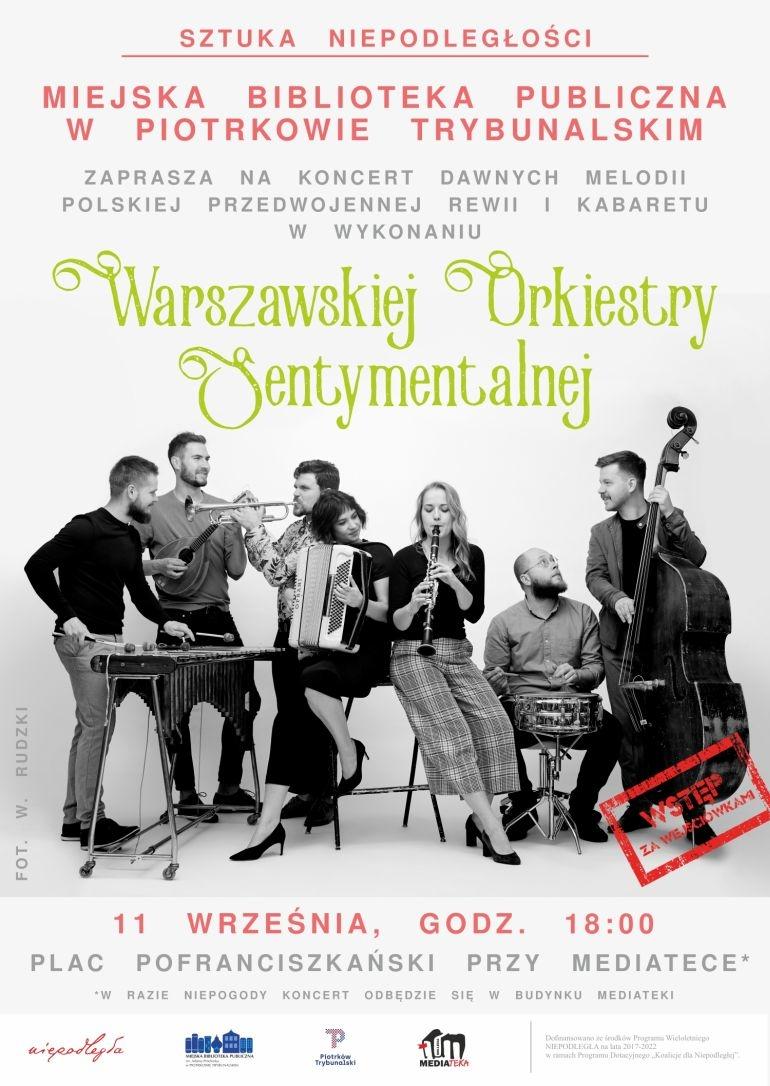 Dawne melodie polskiej przedwojennej rewii i kabaretu