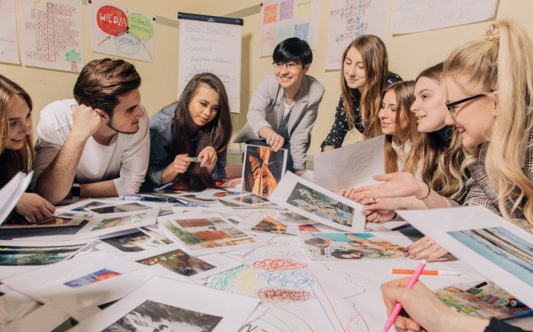 Odkryj kreatywność i wygraj indeks na studia