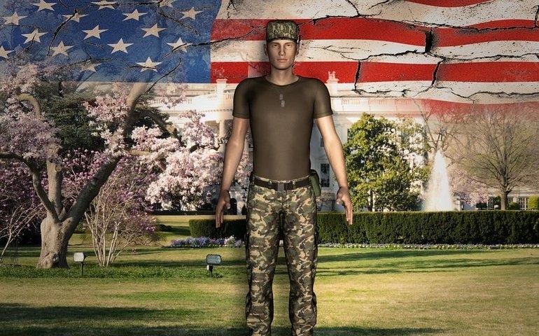 Oszustwo na amerykańskiego żołnierza