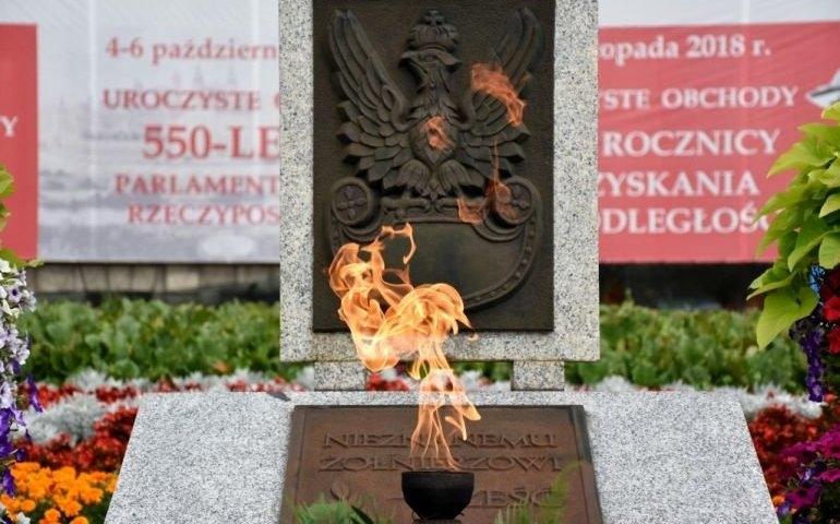 99. rocznica Cudu nad Wisłą. Uroczystości w Piotrkowie