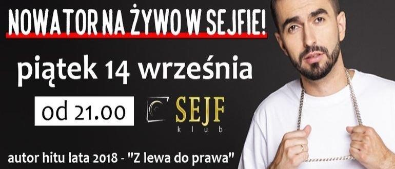 Autor hitu lata na żywo w Piotrkowie