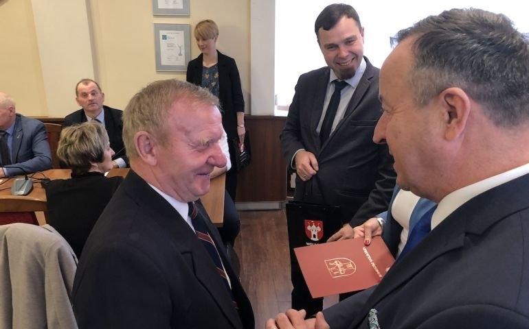 Gmina Wolbórz: Sołtysi zakończyli kadencję