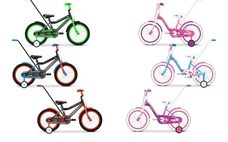 Rowery dla dzieci nowego polskiego producenta TABOU