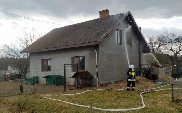 fot. KSRG OSP Stobnica / sulejow24.com
