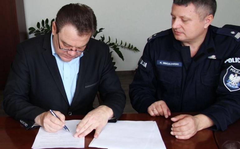 W gminie Wola Krzysztoporska będzie bezpieczniej
