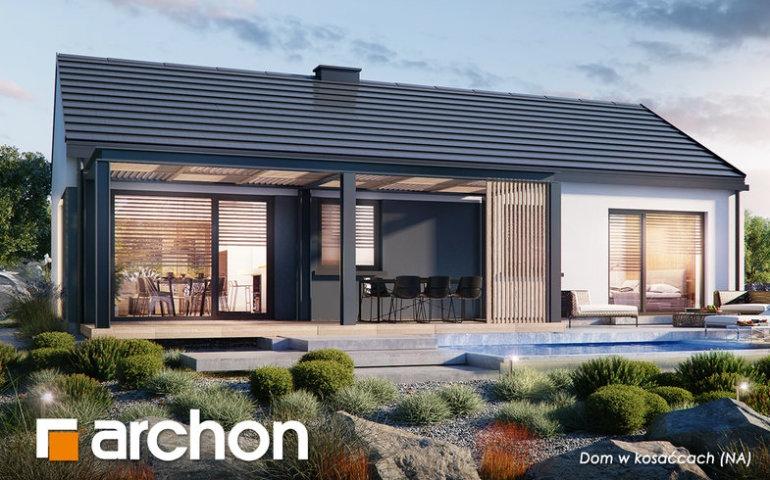 Domy do 100 m2 – spełnij marzenia o własnym domu