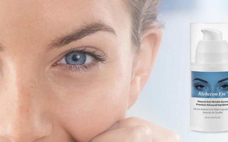 Krem pod oczy przyjazny skórze – poznaj krem pod oczy bez chemii Richevon EYE