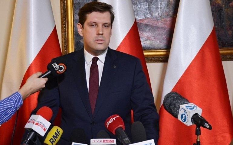 fot. FB Tobiasz Bocheński - Wojewoda Łódzki
