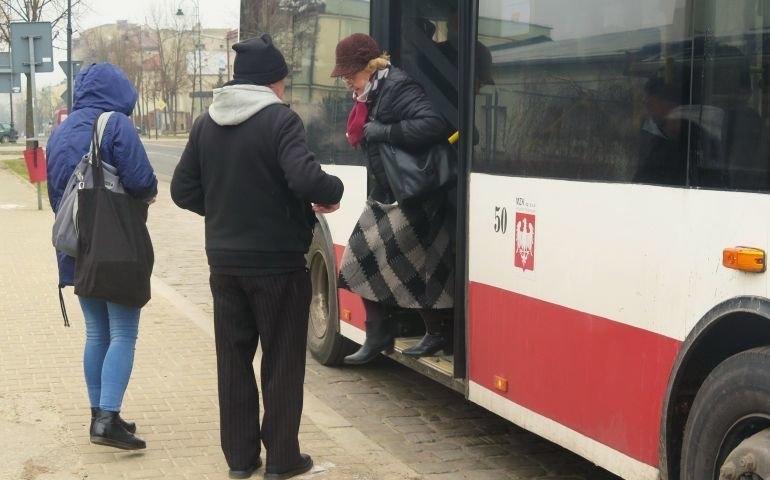 W niedzielę za darmo również autobusem MZK