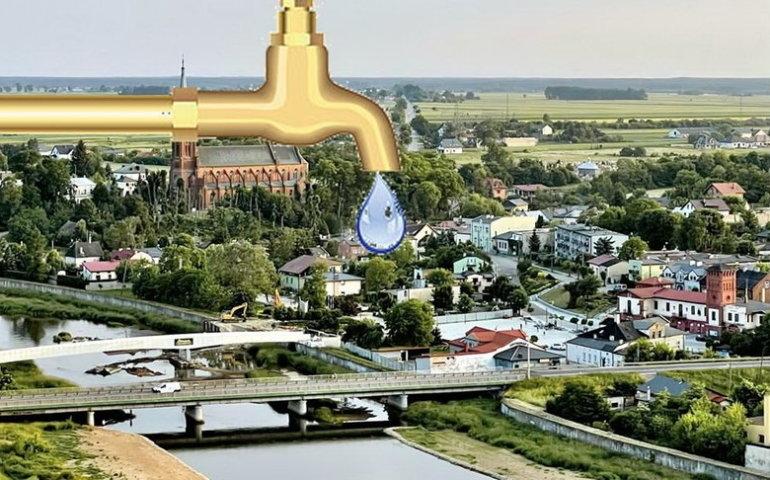 Sulejów woda