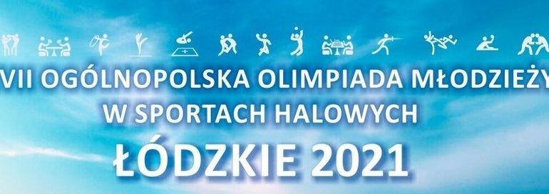 XXVII Ogólnopolska Olimpiada Młodzieży w sportach halowych