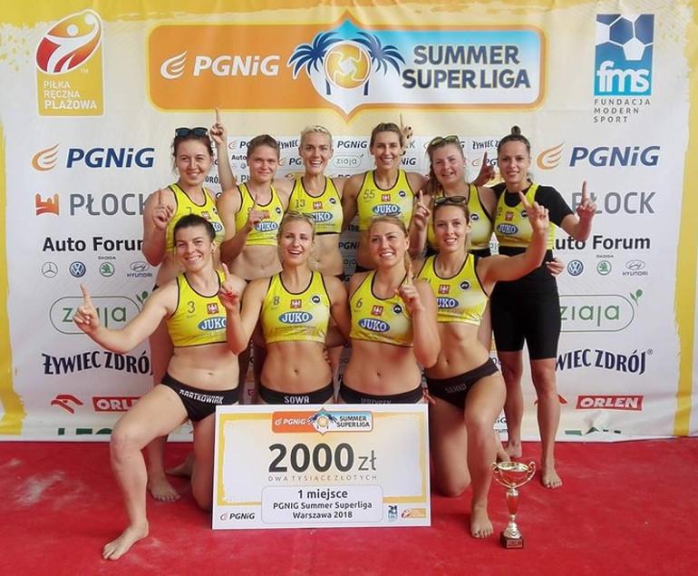 Zawodniczki piotrkowskiego zespołu pojadą na mistrzostwa świata