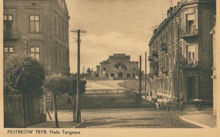 Piotrków w sierpniu 1939 roku