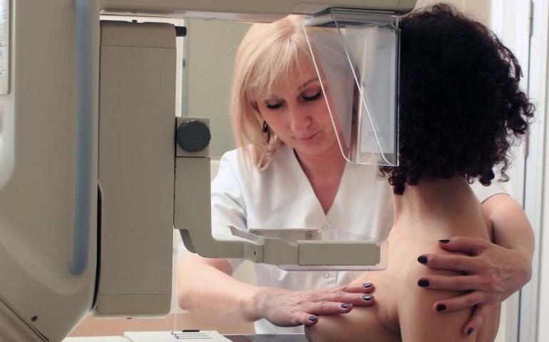 Zrób mammografię na wiosnę