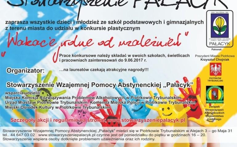 fot. Stowarzyszenie Wzajemnej Pomocy Abstynenckiej PAŁACYK Piotrków Trybunalsk