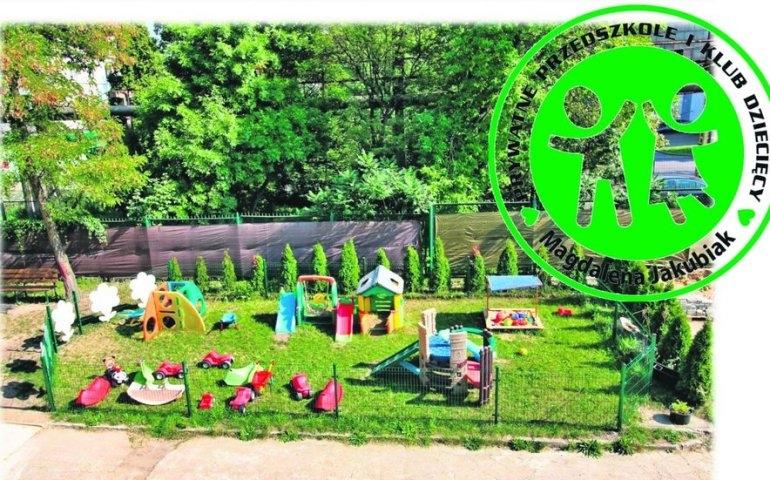 Najdłużej działające prywatne przedszkole w Piotrkowie